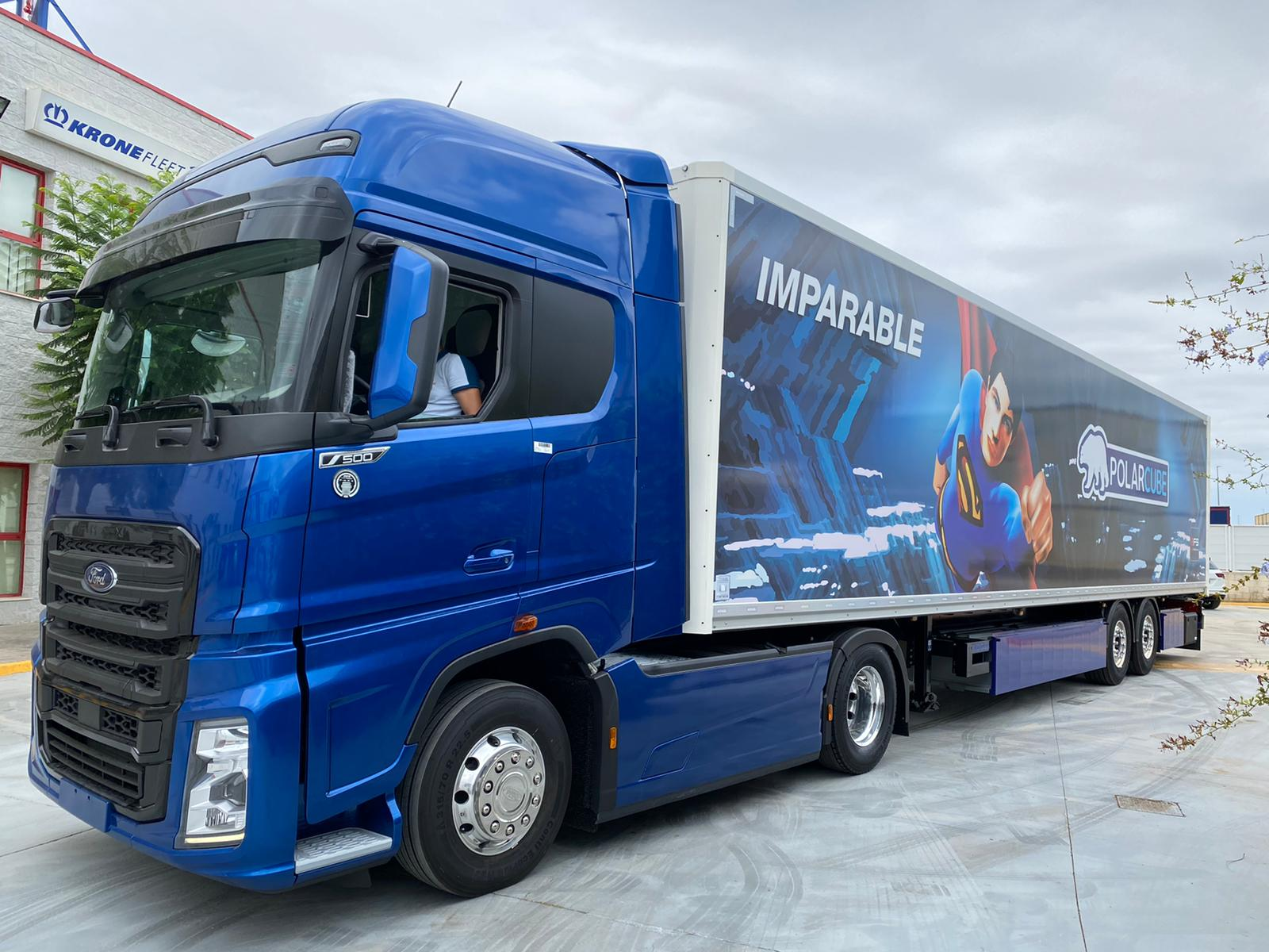 Polarcube vehículos industriales